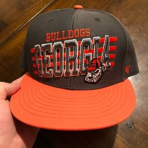 47' brand Georgia Bulldogs SnapBack
